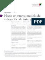 Modelo de Valoración de Intangibles