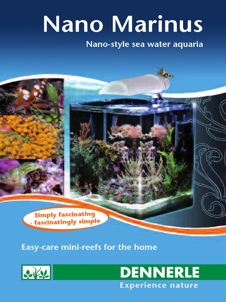 nano marinus brochure gb aquarium coral