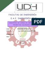 TECNOLOGIA DE CONCRETO! CONO DE ABRAMS.doc