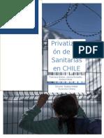 Privatización de las sanitarias en Chile