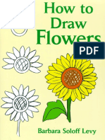Barbara Soloff Levy-How to Draw Flowers-Original Dover (2000).pdf