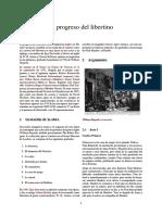 El Progreso Del Libertino