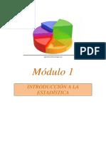 Estadísticas I - Módulo 1