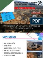 Yanacocha La Mina Más Grande de Oro Del Sudamérica