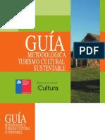 GUÍA ,Etodologica Turismo Cultural Sustentable