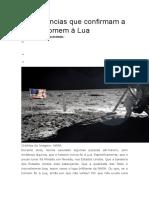 12 Evidências Que Confirmam a Ida Do Homem à Lua