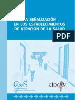 LA SEÑALIZACION EN ESTABLECIMIENTOS DE ATENCION DE LA SALUD.pdf