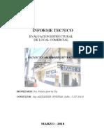 Informe Tecnico_2ºpiso Maxibodegas Paita 15-03-2010