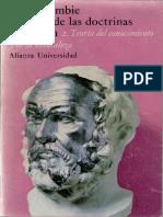 Crombie, I. M. - Análisis de Las Doctrinas de Platon 2. Teoría Del Conocimiento y de La Naturaleza