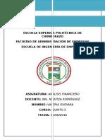 Analisis Vertical Llanta Sierra