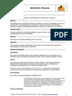 Testes de Resistência Mecânica e Desintegração de Comprimidos e Cápsulas
