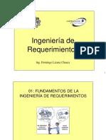 Ingenieria de Requerimientos IESTPH