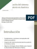 Sistema Acusatorio PDF