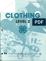 4-H 224 Clothing - Level 2 2