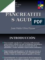 Pancreatitis Aguda Curso de Uci