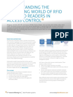 Insight - Understanding the Confusing World of RFID Tags and Readers in Access Control