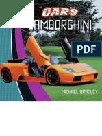 Livro Lamborghini - História da Marca