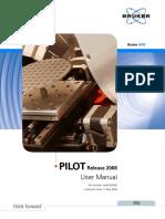 PILOT User Manual dfg