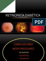 Retinopatía D