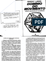 Domínio Do Movimento - LABAN