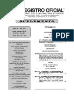 Ley Orgánica de Incentivos Para Asociaciones Público-Privadas y La Inversión Extranjera
