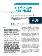 Mais Do Que Publicidade - Júlio Ribeiro