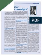 El Traductor Jurídico Debe Investigar
