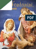 Catálogo Fontanini - Statue in Resine Per Presepio