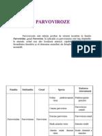 parvoviroze
