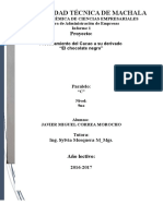 Datos Del Proyecto( Infrome 1 2)