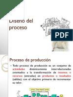 Diseño Del Proceso