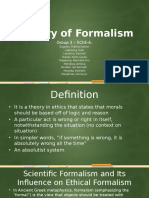 5a-Theory of Formalism