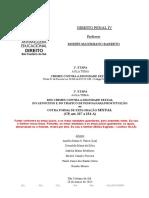 ANHAGUERA - ATPS - D Penal IV - Etapas 1 e 2 - Prof Moises Maximiano - 160328 - Edição Blog