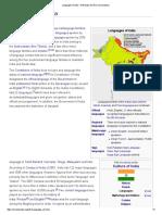 Languages of India1