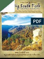 Big South Fork Visitor Guide 2010