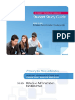 98 364 Study Guide
