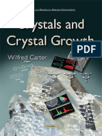 (Geology and Mineralogy Research Developments) Wilfred Carter, Wilfred Carter-Crystals and Crystal Growth-Nova Science Publishers, Inc. (2015)