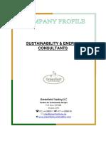 Greenfield Trading LLC- Company Profile