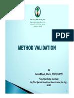 1- Method Validation [Compatibility Mode].pdf
