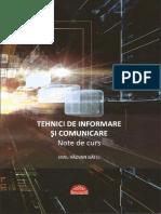 Gatej Emil Razvan - Tehnici de Informare Si Comunicare, Note de Curs (Ed. Standardizarea, 2015)