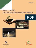 Nurturing Entrepreneurship in India