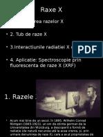 Raxe X