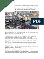 1 Israeli Military Imposes Broad Closure on Hebron