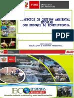 PROYECTOS DE EDUCACIÓN AMBIENTAL [3]