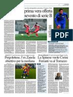 La Provincia Di Cremona 03-07-2016 - Calcio Lega Pro
