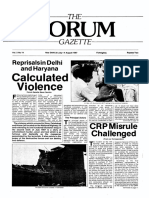 The Forum Gazette Vol. 2 No. 14 July 20-August 4, 1987