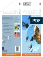 Penguin - Test Your Vocabulary 2 Pre-Int