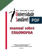 Livro - Manual Sobre Ergonomia