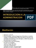 Fa Clase 1 Introduccion a La Administracion