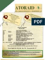 Gatoraid 5-20-10-1